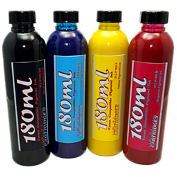 180ml 4 Color Pigment Refill ink
