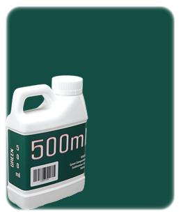 Green 500ml Sublimation Ink Epson Stylus Pro Printers