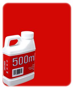 Orange 500ml Sublimation Ink Epson Stylus Pro Printers