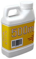 Yellow 500ml Bottle Pigment XD Epson SureColor T-Series Compatible