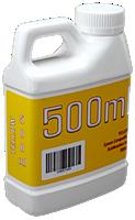 Yellow 500ml Bottle Pigment XD Epson SureColor T-Series Compatible