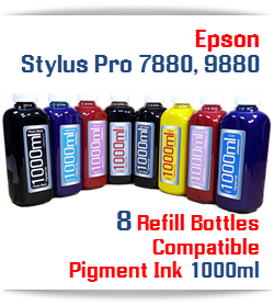 Epson Stylus Pro Refill Pigment Ink