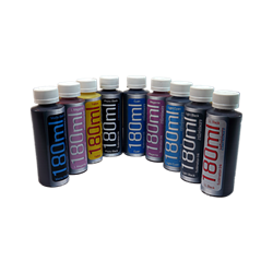 9-180ml Bottle Refill Sublimation Ink Epson Desktop Printers