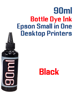 Black Dye Ink 90ml