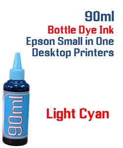 Light Cyan Dye Ink 90ml