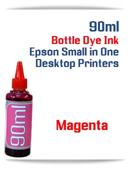 Magenta 90ml Dye Epson Printer Ink
