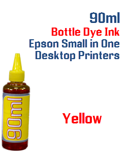 Yellow Dye Ink 90ml