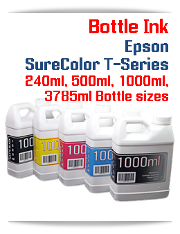 Bottle Ink Epson SureColor T-Series Printers