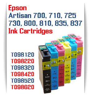 Epson Artisan Compatible Ink Cartridges