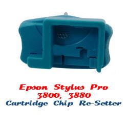 Epson Stylus Pro 3800-3880 Chip Re-Setter