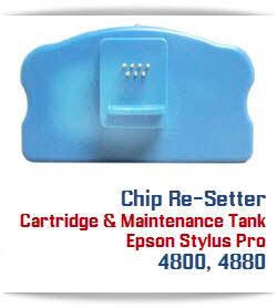 Chip Re-Setter Epson Stylus Pro 4800