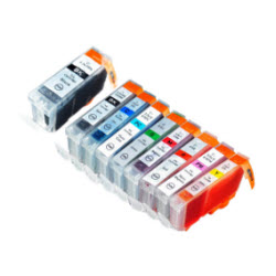 PGI5-CLI-8 Compatible Canon Pixma Ink Cartridges