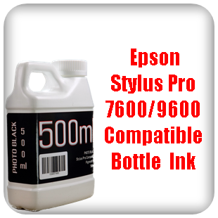 Bottle Ink Epson Stylus Pro 7600, 9600 printers