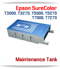 Maintenance Tank Compatible EPSON SureColor T-Series