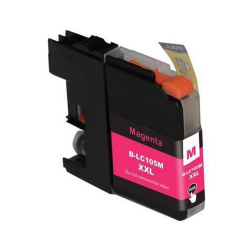 LC105XXLM Magenta Brother Compatible Printer Ink Cartridge