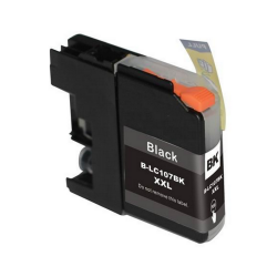 LC107XXLBK Black Brother Compatible Printer Ink Cartridge
