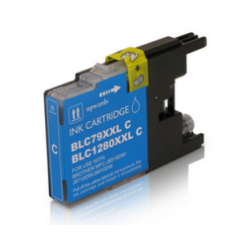 LC79C Cyan Brother Compatible printer Ink Cartridge