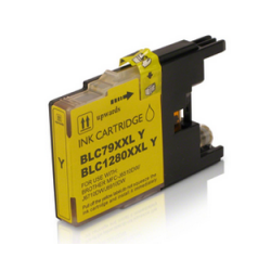 LC79Y Yellow Brother Compatible printer Ink Cartridge