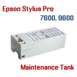 Maintenance Tank Epson Stylus Pro 7600, 9600 Printers