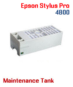 Maintenance Tank Epson Stylus Pro 4800 Printer