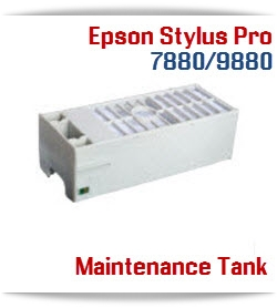 Maintenance Tank Epson Stylus Pro 7880/9880 Printers