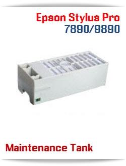 Epson Stylus Pro 7890/9890 printer Maintenance Tank