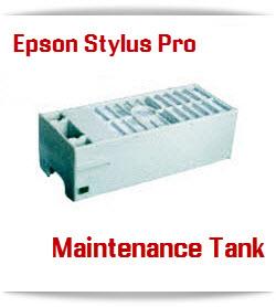 Maintenance Tank Epson Stylus Pro Printers