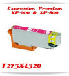 T273XL320 Epson Expression Premium XP-600 printer ink cartridges