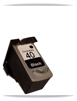 Canon PG-40 Remanufactured Ink Cartridge
