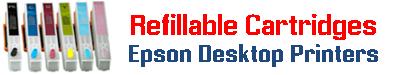 Refillable Cartridges Epson Desktop Printers