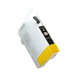 T126120 Black Refillable T126 Epson WorkForce, Stylus NX cartridges