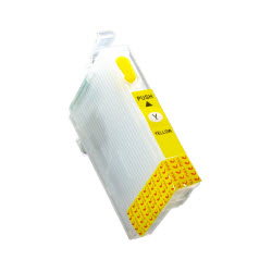 T127420 Yellow Refillable T127 Epson WorkForce, Stylus NX cartridges