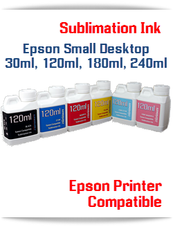 Sublimation Ink Epson Desktop small printers