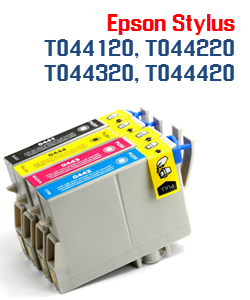 T044 Compatible Epson ink cartridges
