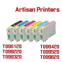 T099 Epson Compatible Ink Cartridges