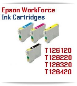 Epson WorkForce Compatible Printer ink cartridges