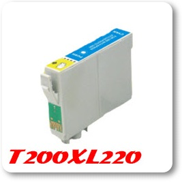 T200XL220 Cyan Ink Cartridge