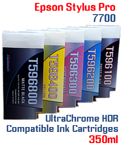 Cheap Epson Stylus Pro 7700 Ink Cartridges
