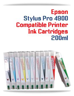 Epson Stylus Pro 4900 Compatible Ink Cartridges