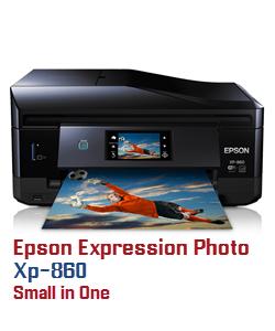 Epson Expression Photo XP-860 Ink Cartridges