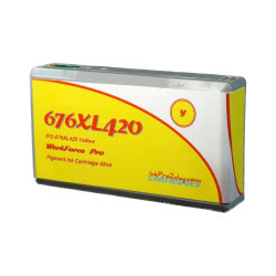 676XL420 Yellow