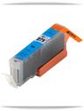 CLI-271XLC Cyan Compatible Canon Pixma printer Ink Cartridge W/ Chip