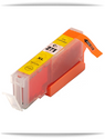 CLI-271XLY Yellow Compatible Canon Pixma printer Ink Cartridge W/ Chip