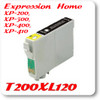 T200XL120 Black Epson Expression Home XP Inkjet Printer Compatible Ink Cartridges
