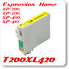T200XL420 Yellow Epson Expression Home XP Inkjet Printer Compatible Ink Cartridges