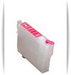 Magenta Epson Artisan 1430 printer refillable ink cartridge