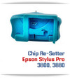 Chip Re-Setter Stylus Pro 3800/3880 Printer Cartridges
