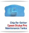 Chip Re-setter Compatible with Epson Stylus Pro Printer Maintenance Tanks
