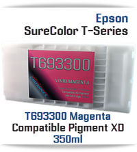 T693300 EPSON SureColor T-Series Compatible Magenta Cartridge 350ml