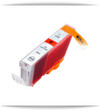 CLI-8R Red Compatible Canon Pixma printer Ink Cartridge W/ Chip